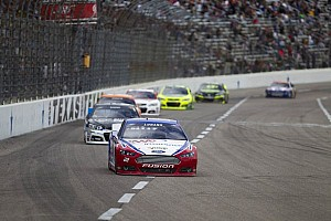 Penske Racing: Tough in Texas