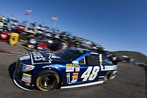 After Texas, Jimmie Johnson is two steps away from a sixth title