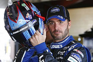 Jimmie Johnson: There's still a lot of racing left