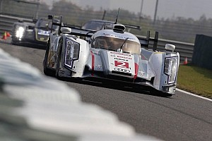 6 Hours of Shanghai FP1: Audi lead the way