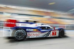 90 Minutes: Toyota 1-2 with G-Drive ahead in P2 at Shanghai