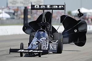 Shawn Langdon earns first NHRA Top Fuel world championship