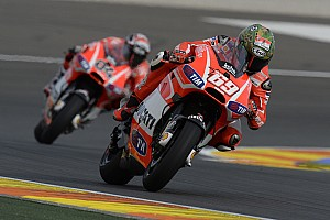2013 season comes to an end for Ducati Team in Valencia