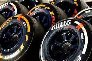 Pirelli brings hard and medium compound tires to the United States