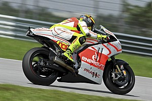 Pramac Racing: First day of the 2014 season complete