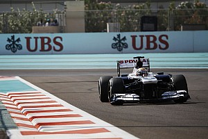Second try for Williams team at Austin