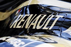 Renault Sport F1 on USA Grand Prix