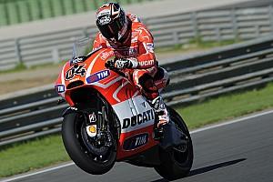 Ducati Team concludes Valencia IRTA post-race test
