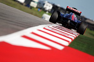 Toro Rosso's Ricciardo start from the 11th position on tomorrow US GP
