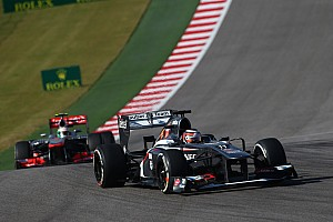 Sauber team is ready for extraordinary final race in Sao Paulo