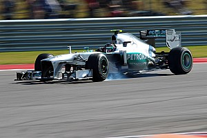 Mercedes AMG Petronas set for season finale at Sao Paulo