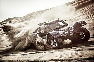 Dakar 2014: changing partners