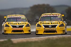 Michael Caruso puts Nissan Motorsport inside top 10 at Phillip Island