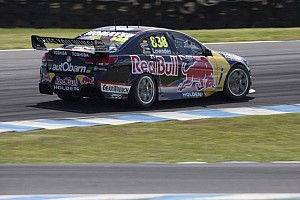 Lowndes takes victory in Phillip Island 360's race two