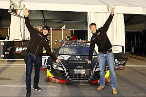 Rast/Melnhof take Baku World Challenge Qualifying race victory