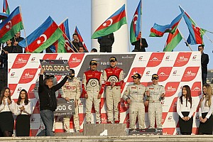 Ortelli and Vanthoor take Baku victory and title glory