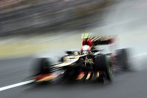 Lotus has first point-less weekend of the year at the final round in Brazil