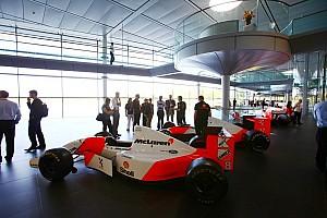 McLaren Technology Centre opens its doors to Google Street View