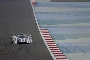 Audi's Duval fastest in final practice in Bahrain