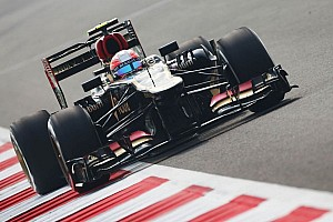 Maldonado joins Lotus, Grosjean continues with new contract
