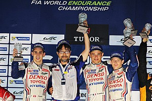 Victory for Toyota Racing in Bahrain