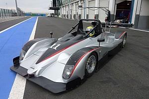 Ligier with Onroak Automotive in endurance