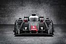 New Audi LMP1 breaks cover