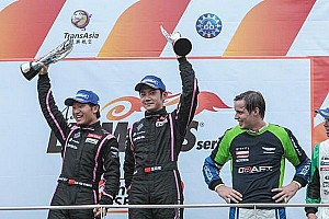OAK Racing rounds off its incredible season victory and championships