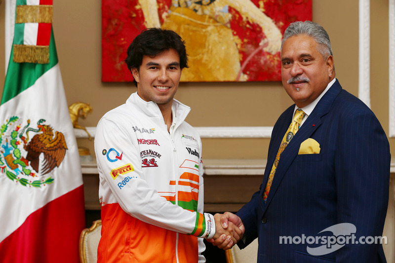 Sergio Perez joins Sahara Force India with multi-year deal