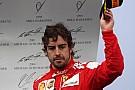 Alonso's exhortation