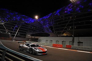 Filip Salaquarda: Excellent performance in a troubled 12 Hours of Abu Dhabi