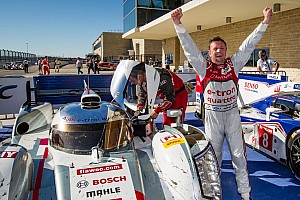 Allan McNish, you will be missed