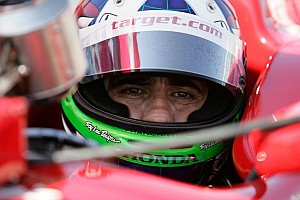 Franchitti speaks out in press conference