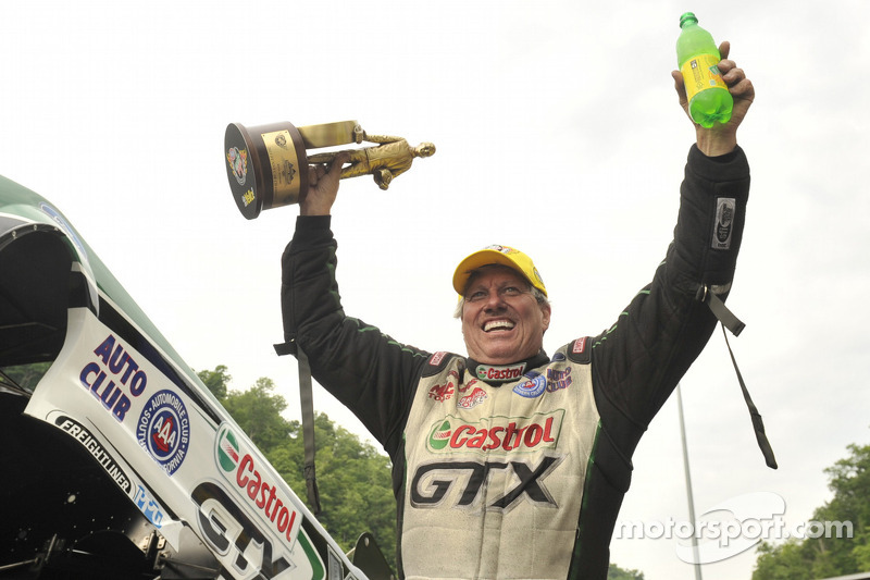 Top 20 moments of 2013, #20: Sweet 16 for John Force