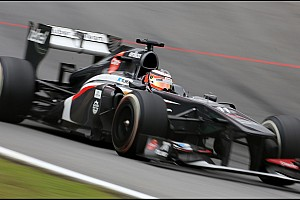 Sauber F1 Team and Telmex continue their partnership