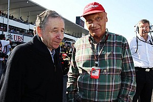 Todt, Lauda support 'double points' rule
