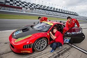 Scuderia Corsa Ferrari announces driver lineup for the Daytona 24h