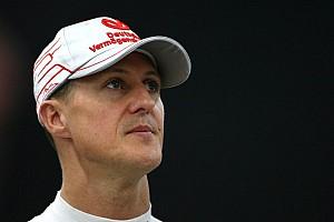 Schumacher's condition improves - doctors hopeful