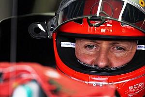 Schumacher's condition critical, but stable
