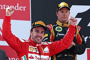 Ecclestone backs Ferrari's 'fun' driver pairing
