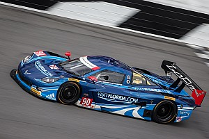Britain's Richard Westbrook fastest in Corvette DP on final day of Roar before the Rolex 24