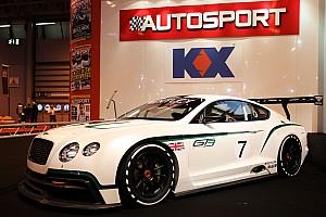 Motorsport world heading to Birmingham UK for Autosport International