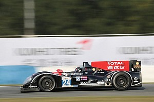 OAK Racing has new partners in the 2014 Asian Le Mans Series