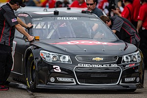 Austin Dillon responds to the pressure of the 3 in a very big way