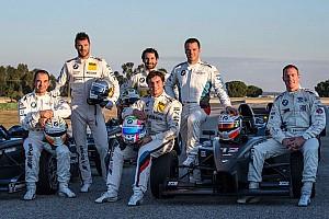 BMW Motorsport reveals driver/team line-up for the 2014 DTM season