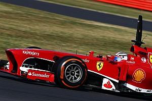 Ferrari not abandoning 'pullrod' layout for 2014