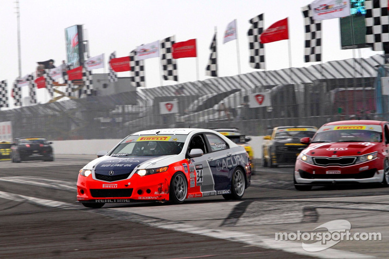 RealTime Racing to Campaign New Acura TLX in Pirelli World Challenge GT
