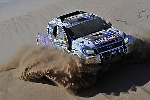 Team Ford Racing: stage 10 - Iquique to Antofagasta