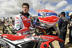Joan Barreda wins final stage of the Dakar 2014, finishes seventh overall