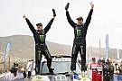 Nani Roma takes his second Dakar win